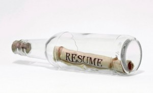 Why That Resume Won't Get You The Job
