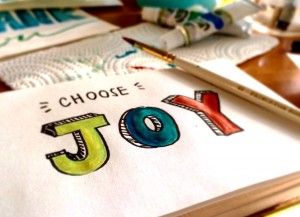 Why I'm Choosing Joy As My Word For 2017 When The World Is Such A Mess