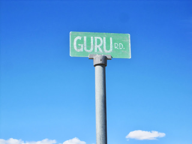 how one small acknowledgment showed me the Guru within