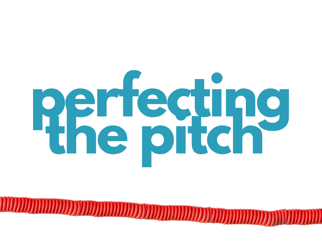 perfectingthepitch